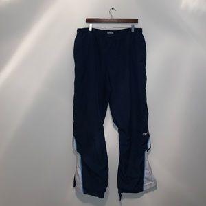 RBK Blue & White Track Pants size XL
